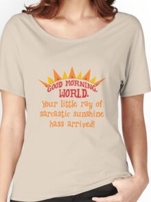 Sarcastic sunshine Women's Relaxed Fit T-Shirt