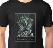 Throne of games Unisex T-Shirt
