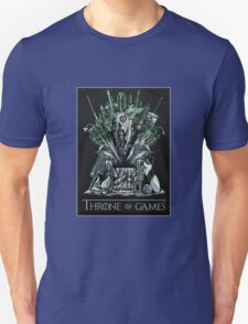 Throne of games T-Shirt