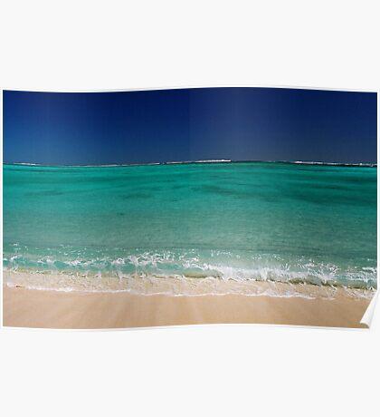Ningaloo Reef - Western Australia's Coral Coast Poster