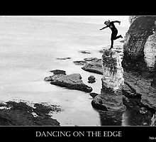 Dancing On the Edge  by patjila