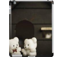 The Backround iPad Case/Skin