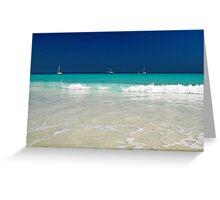 Cable Beach Broome - Western Australia Greeting Card