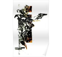 Metal Gear Solid: Solid snake Poster