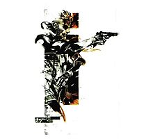 Metal Gear Solid: Solid snake Photographic Print