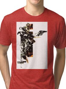 Metal Gear Solid: Solid snake Tri-blend T-Shirt