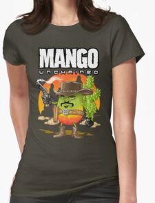 Mango unchained Womens Fitted T-Shirt