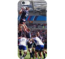 Line Out iPhone Case/Skin