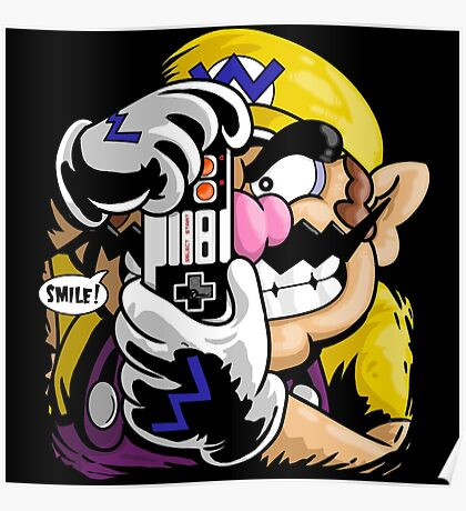 THE KILLING WARIO Poster