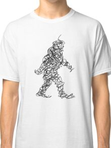 Wandering Doodle Classic T-Shirt