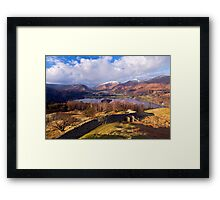 Grasmere - The Lake District Framed Print