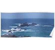 Blue Seas Poster