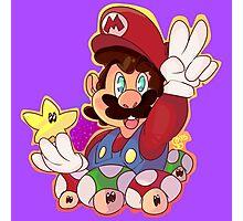 Super Mario Design Photographic Print
