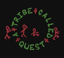 A Tribe Called Quest replica chest  by philmart