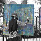 Splash of Color by Ashli Amabile