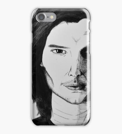Ben Barnes iPhone Case/Skin