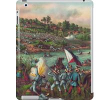 Philippine American War Battle of Paceo (Manila) February 4-5 1899 iPad Case/Skin