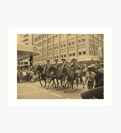 Anzac day  Art Print