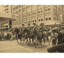 Anzac day  Photographic Print
