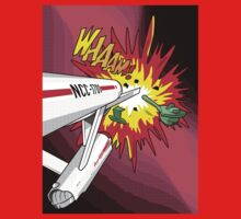 Lichtenstein Star Trek - Whaam! by Kevitch