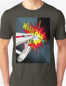 Lichtenstein Star Trek - Whaam! T-Shirt