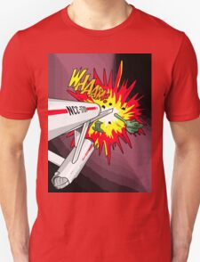 Lichtenstein Star Trek - Whaam! T-Shirt