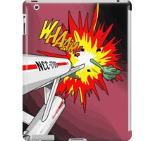 Lichtenstein Star Trek - Whaam! iPad Case/Skin