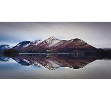 Cat Bells Reflections Photographic Print