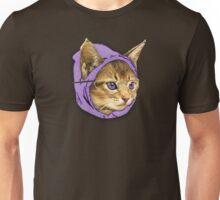 Hipster kitty Unisex T-Shirt