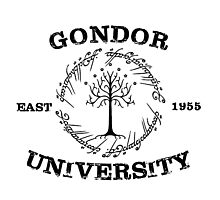 Gondor University Photographic Print