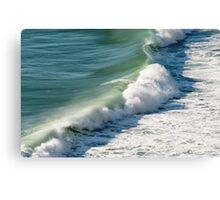 Piha Surf - Northland NZ Canvas Print