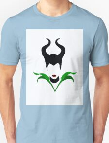 Maleficent Minimalist Design  T-Shirt