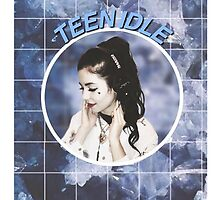 Marina and The Diamonds teen idle phone case by dismal