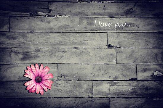 I Love You.... by Carol Knudsen