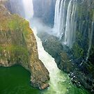 Victoria Falls, Zambia  by Alberto  DeJesus
