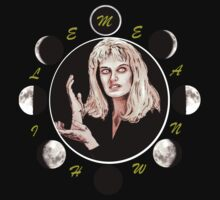 MEANWHILE - LAURA PALMER by ideanuk