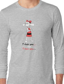 Helga - Hey Arnold Long Sleeve T-Shirt