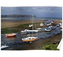 Abersoch.. North Wales Poster