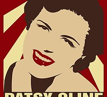 Patsy Cline by travissmall