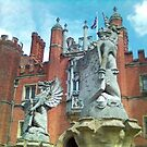 Hampton Court Palace by Steven Mace