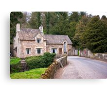 Westgate Cottage Canvas Print