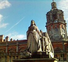 Queen Vic at RHUL by Steven Mace