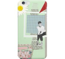 Audrey Hepburn iPhone Case/Skin