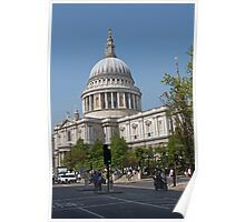 St Paul's Cathedral, London Poster