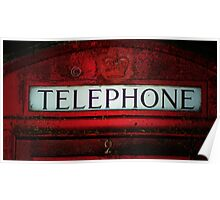 Telephone. Poster