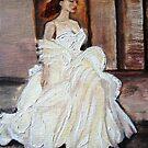 When Lovely Women II by Helena Bebirian