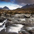 Sgurr Nan Gillean by STEVE  BOOTE