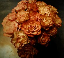 Roses for my love by Peter Zentjens