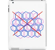 Neon Hive iPad Case/Skin