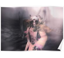 Swordplay in Ald'ruhn's Dawn Shadow Poster